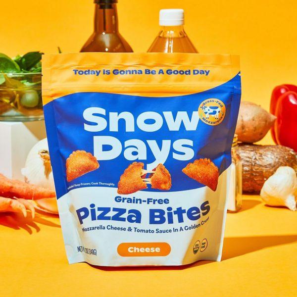 Snow Days Pizza Bites