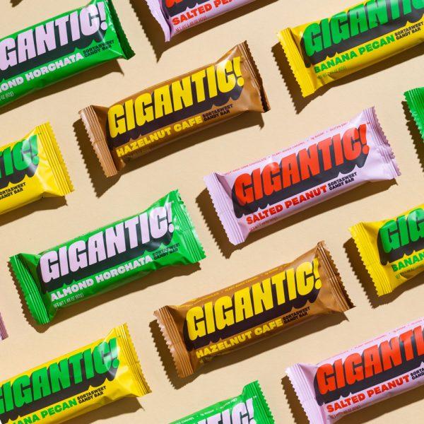 Gigantic Candy Bar